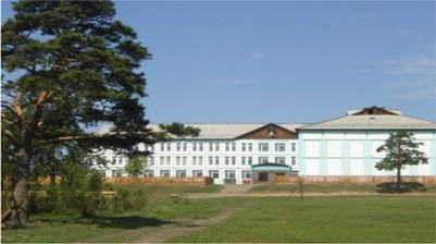 Олонская средняя школа