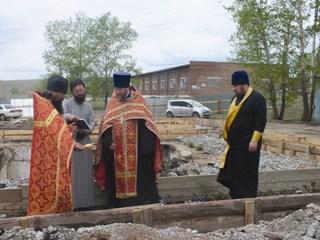 Постройка Храма